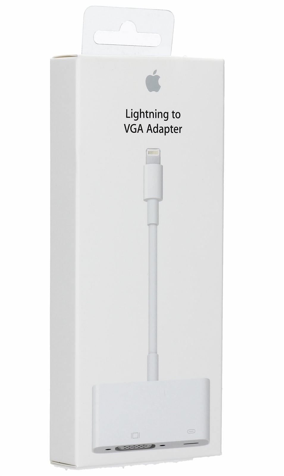 Lightning apple