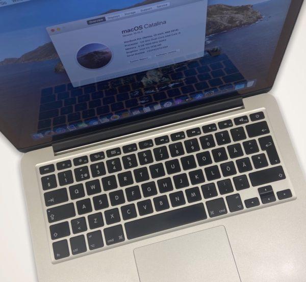 "MacBook Pro Retina 13"" 2"