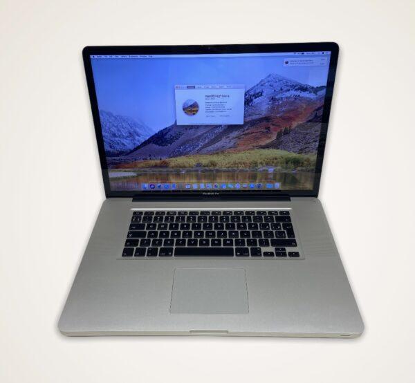 """MacBook Pro 17"""" 1"""
