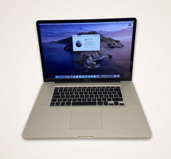 MacBook Pro 17″ 1