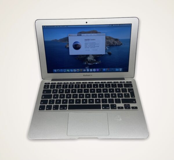 "MacBook air 11"" 1"